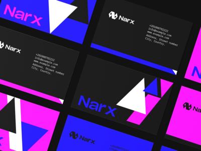 NARX Brand Identity