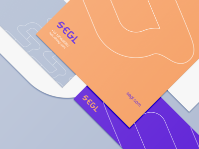 SEGL Brand identity Design