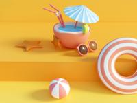 Eyoo 3D Illustration