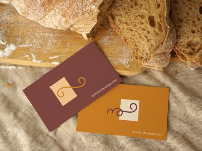 The Bakery Brand Identity Design