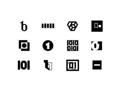 Logo Mark Explorations