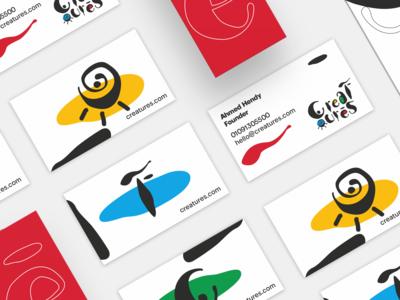 Creatures Brand Identity Design