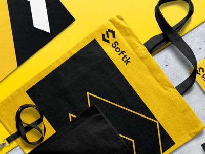 Softk Brand Identity Design