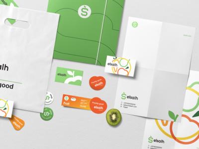 elsalh - Logo & Brand Identity Design