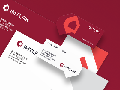 IMTLAK Brand Identity Design logo graphics graphic design logo design identity brand brand identity design branding real estate logo real estate imtlak
