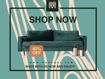 Mahogni Brand Identity Design fashion wood decor logo design identity graphic design graphics logo brand brand identity design branding furniture mahogni