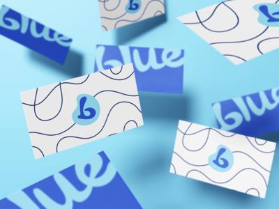 PinkBlue Brand Identity Design
