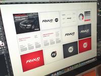 Franjo Speed -Branding