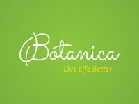 Botanica- Logotype