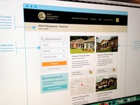 Property Listing Page property listing real estate realty construction rental housing homes