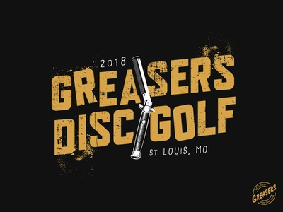 2018 Greasers Disc Golf Club