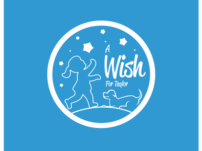 Logo Design - A Wish For Taylor vector illustration branding agency design logo brand identity non-profit