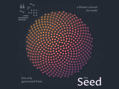 The Seed sunflower proza libre newsletter