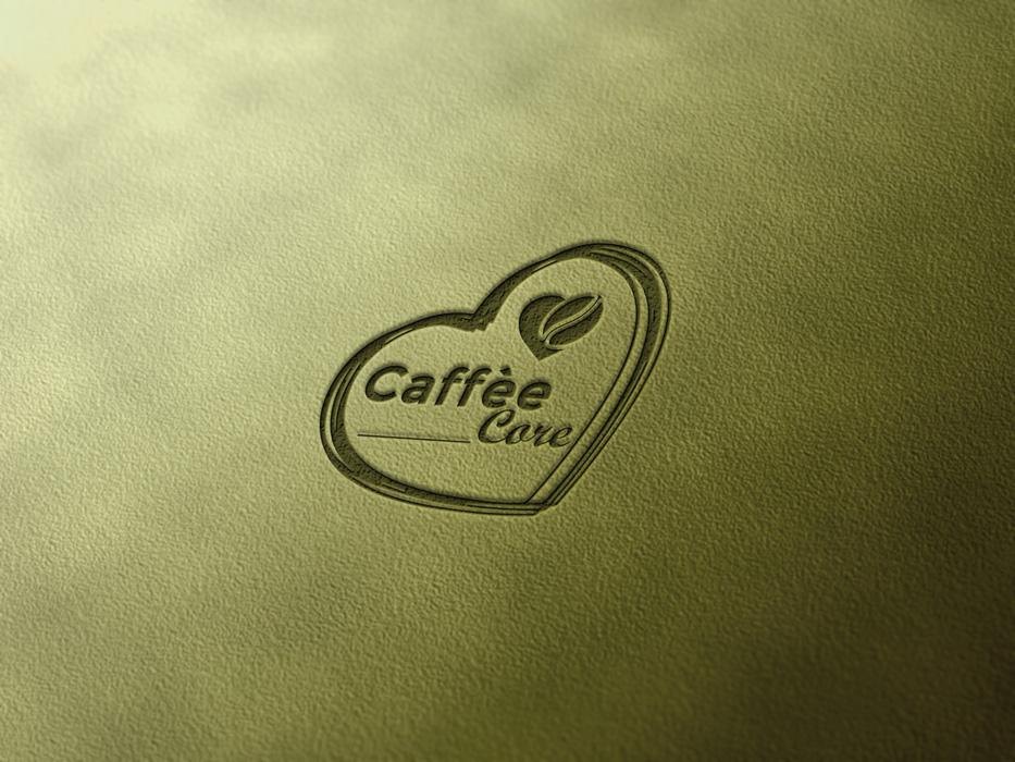 coffee logo restaurant coffeeshop flat identity minimal logo icon design branding