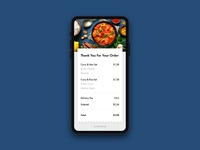 Daily UI 017 - Email Receipt