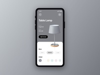 Daily UI 033 - Customize Product