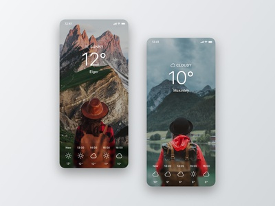 Daily Ui 037 - Weather weather app weather dailyui37 dailyui037 daily ui 37 daily ui 037 ui  ux uidesign ui design app ios uiux daily ui ux ui design dailyui daily 100 challenge daily
