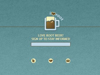 Soon-ish blue brown soon root beer