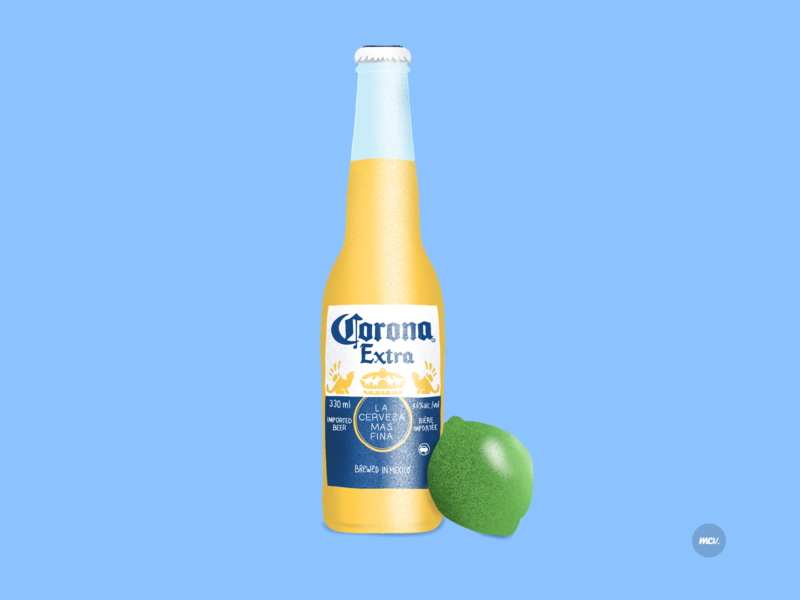 Corona illustration