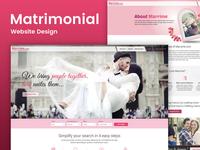 Matrimonial Template