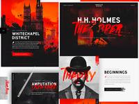 Mocktober 2017 - H.H. Holmes the Ripper