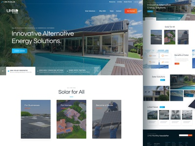 UMA Solar Alternative Energy Solutions