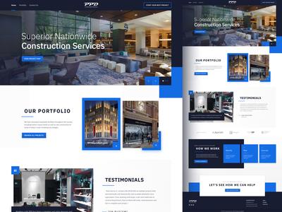 PPD Construction Services