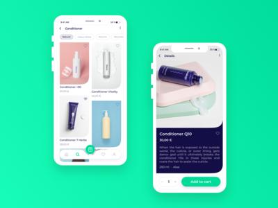 Cosmetics app