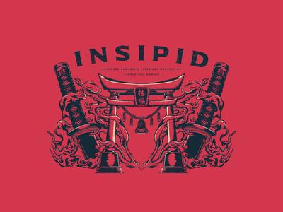 insipid life