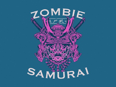 Zombie Samurai