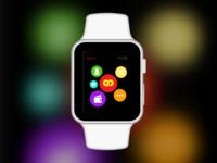 AmBank on Apple Watch