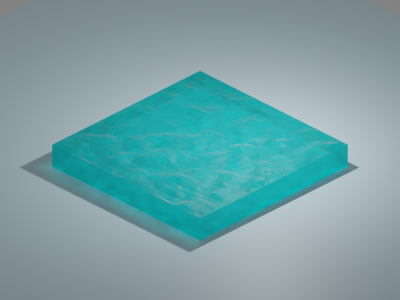 Low Poly Water