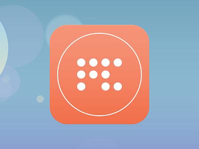 francesco cortese app icon ios7 ios7 app icon skino flat design logo