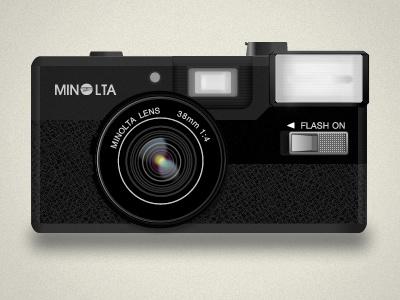 Minolta HI-MATIC GF minolta hi-matic fireworks camera lomography lomo
