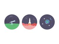 Astronicons