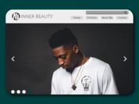 Inner Beauty Photography Website
