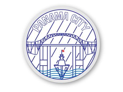 Hometown Sticker