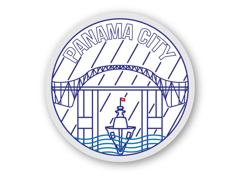 Hometown Sticker typography vector logo art student minimalist graphic design illustration adobe creative dribbbleweeklywarmup