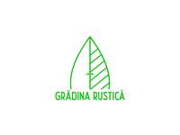 Gradina Rustica Branding