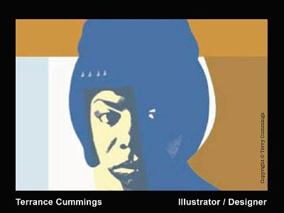 Nina DRIBBLE 2020 08 01 terrycummingsdesign icon design editorial illustration terrancecummingsstudio terrancecummings illustration romance soul jazz illustrator