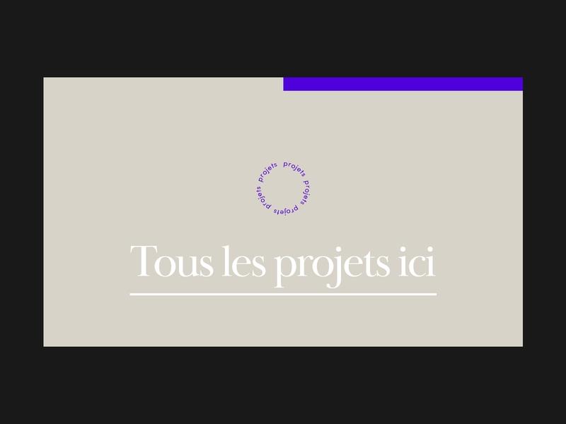 See all projects layout typogaphy design webdesign minimal web ux ui minimalistic elegant