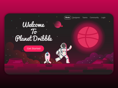 Welcome to Planet Dribble