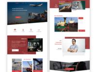 Company Web-Logistic