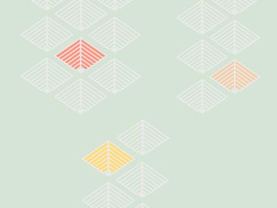2013 Banner refresh japanese pattern origami