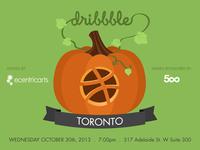 Dribbble Toronto Meetup