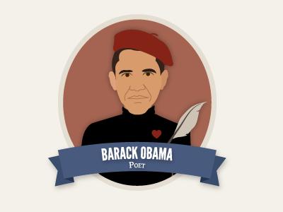 Barack Obama As a Poet barack obama obama poet president