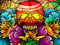 Strength - Skull