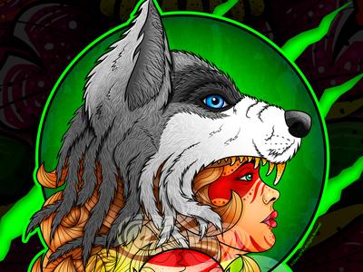 Strength-Wolf