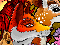Autumn - Fox