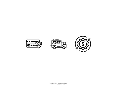 Market Icon mobile app design minimal mobile app ux ui illustration logo icon set icon